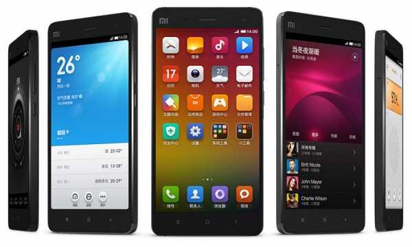����������� ������ ���������� Xiaomi �� ��������� �����