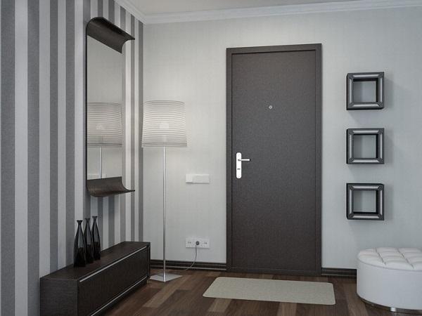 квартиры с металлической дверью