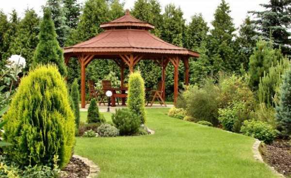 Ландшафтный дизайн. Основы перепланировки сада