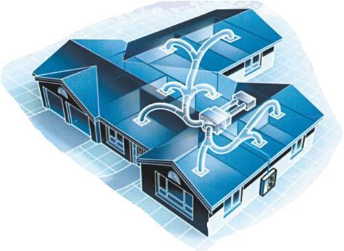 Сплит-система кондиционирования для квартиры