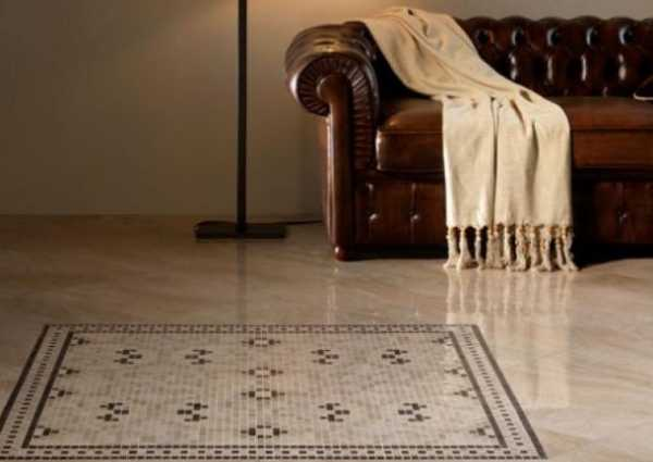 Керамическая плитка в квартире