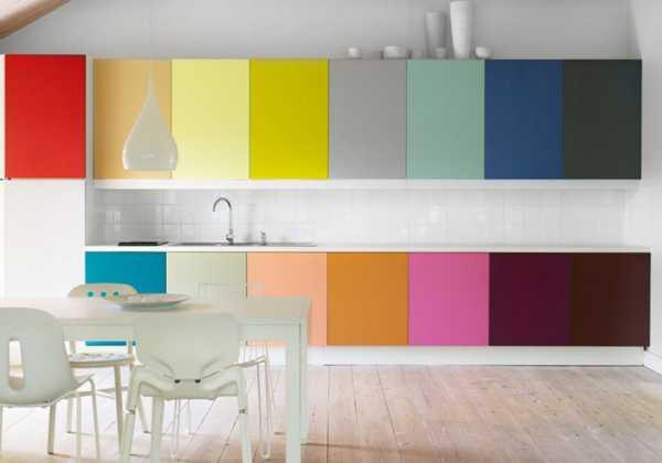 Выбор кухни и ее цветового решения