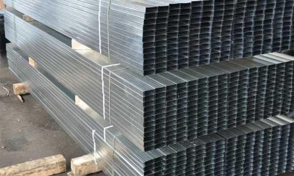 Применение металлического профиля в строительстве
