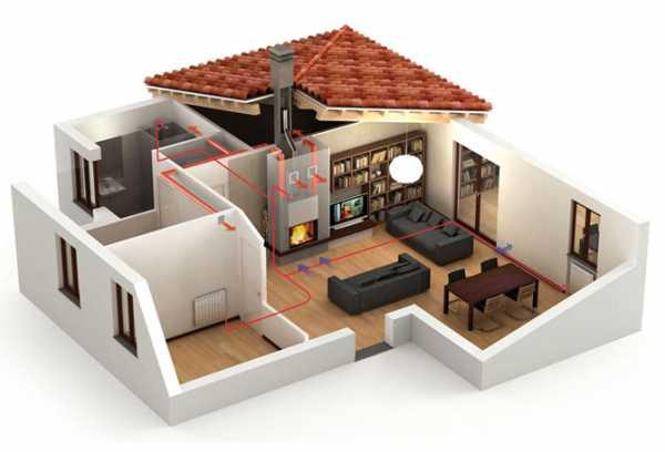 Выбор проектов дачных домов с печкой