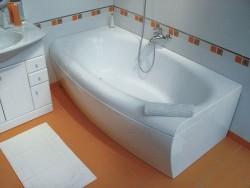 Акриловые ванны и их преимущества
