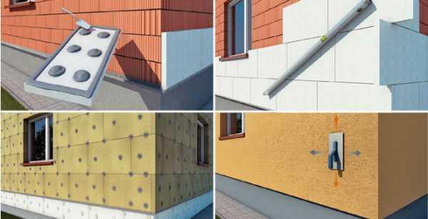 Вопросы утепления фасада и огнезащита Wired Mat 105