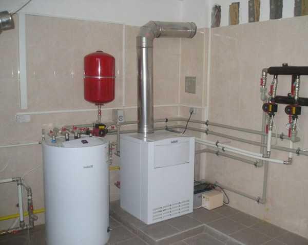 Газовый котел и отопление