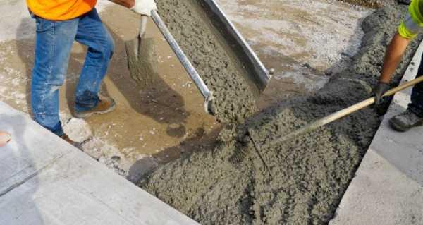 Марки бетона и их применение в строительстве