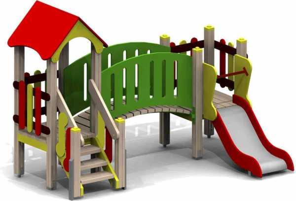 Оборудование для детских игровых комплексов