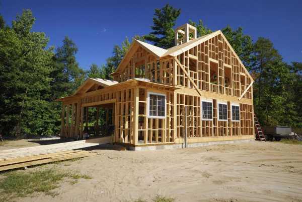 Строительство эко-домов