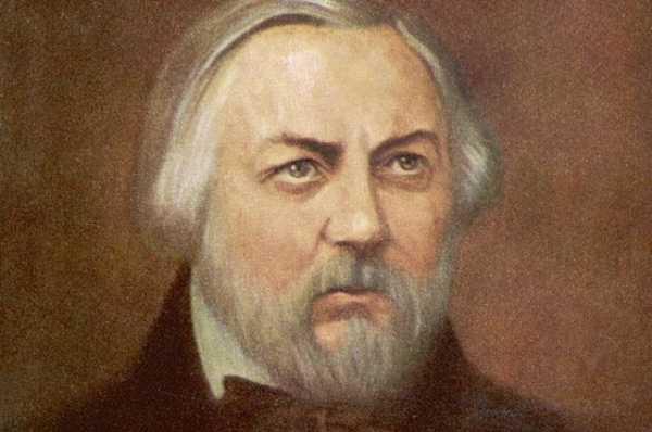 Знаменитый российский композитор Михаил Иванович Глинка