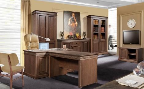 Стильный рабочий кабинет - какой он?
