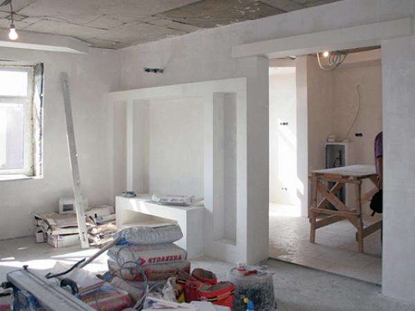 Капитальный ремонт квартиры дома