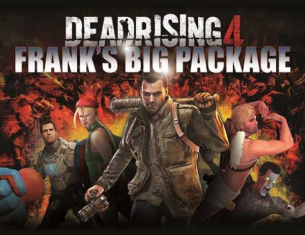 Особенности игры Dead rising 4