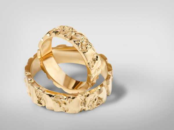 Золото и ювелирные кольца