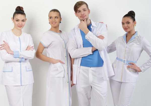 Выглядеть модно в медицинской одежде