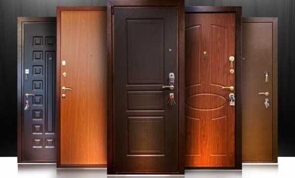 Квартира начинаются с дверей