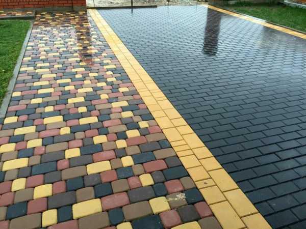 Как сэкономить на покупке тротуарной плитки