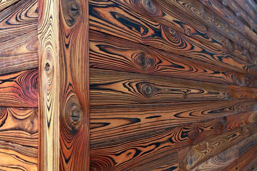 Декоративная обработка древесины