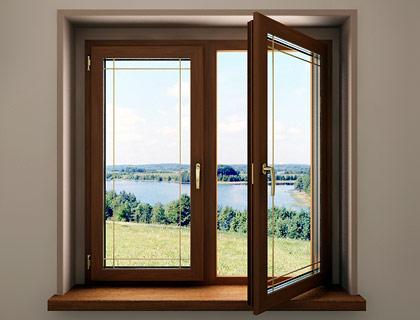 Немного о деревянных окнах