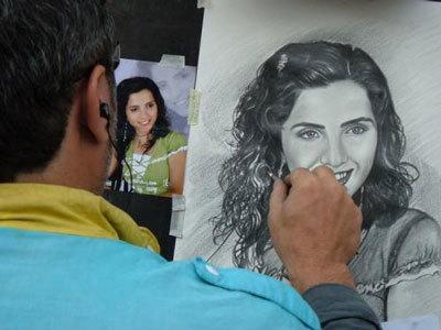 Как заработать художнику