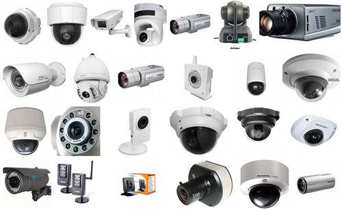 Из чего состоит видеокамеры наблюдения