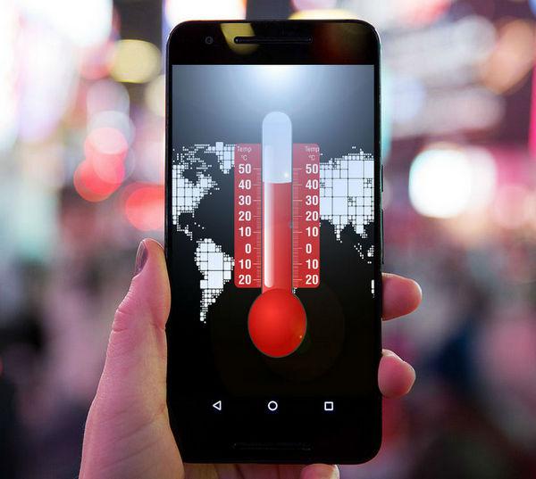 Термометры для смартфонов: измерение через приложение дает преимущества