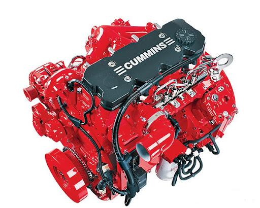 Лучшие дизельные двигатели Cummins ISM