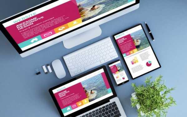 Создаем адаптивные веб-приложения и сайты